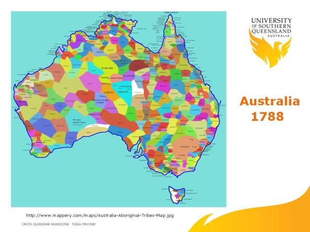 Australia 1788