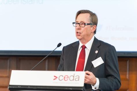 CEDA 6 Nov 2014 Federation talk